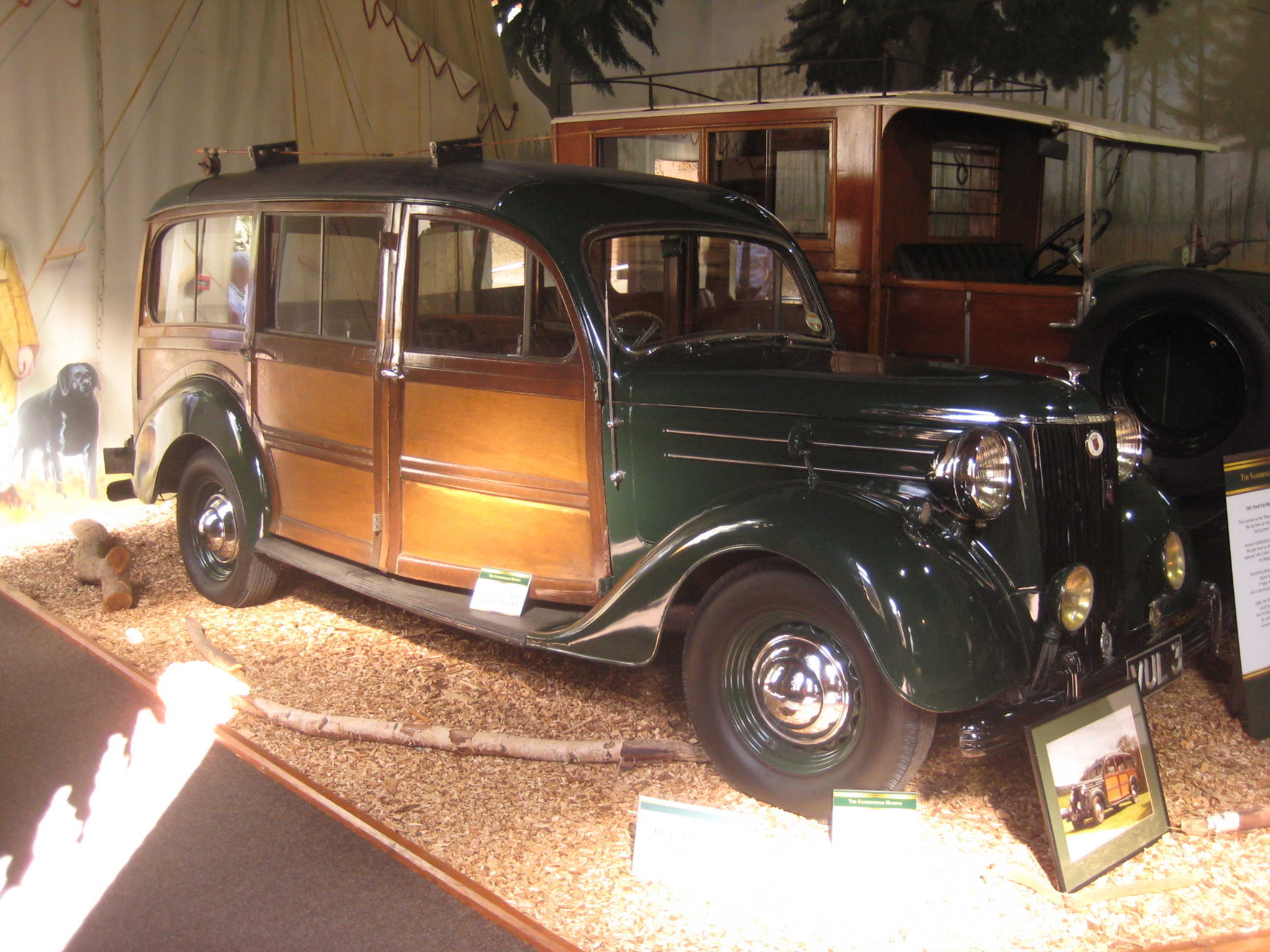The Royal Car Museum At Sandringham Jack Colby Classic Cars